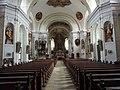 Pfarrkirche Gaspoltshofen Innenansicht.JPG