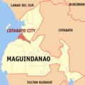Ph locator maguindanao cotabato.png