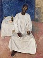 Philpot, Glyn Warren; Negro Thinking of Heaven; Brighton and Hove Museums and Art Galleries.jpg