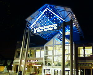 Lincolnwood Town Center - Main Entrance