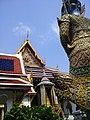 Phra Borom Maha Ratchawang, Phra Nakhon, Bangkok, Thailand - panoramio (84).jpg