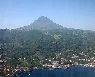 Pico Island Island in Azores, Portugal