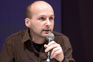 Pierre Senges French writer (born 1968)