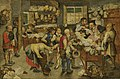 Pieter brueghel the younger the payment of the tithes.jpg