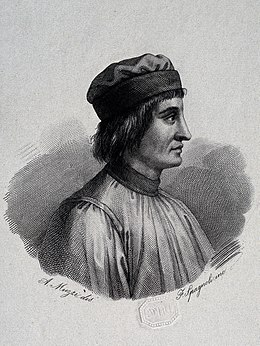 Pietro Crescenzio. Line engraving by F. Spagnoli after A. Muzzi, cropped.jpg