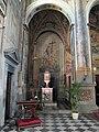 Pieve di marti, interno, presbiterio 01 affreschi di anton domenico bamberini 01.JPG