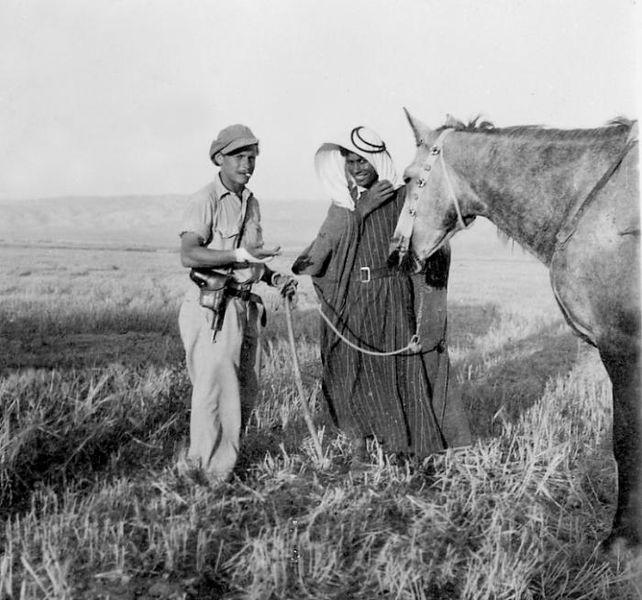File:PikiWiki Israel 2428 Negotiation 1947 בשדות קיבוץ טירת צבי.jpg