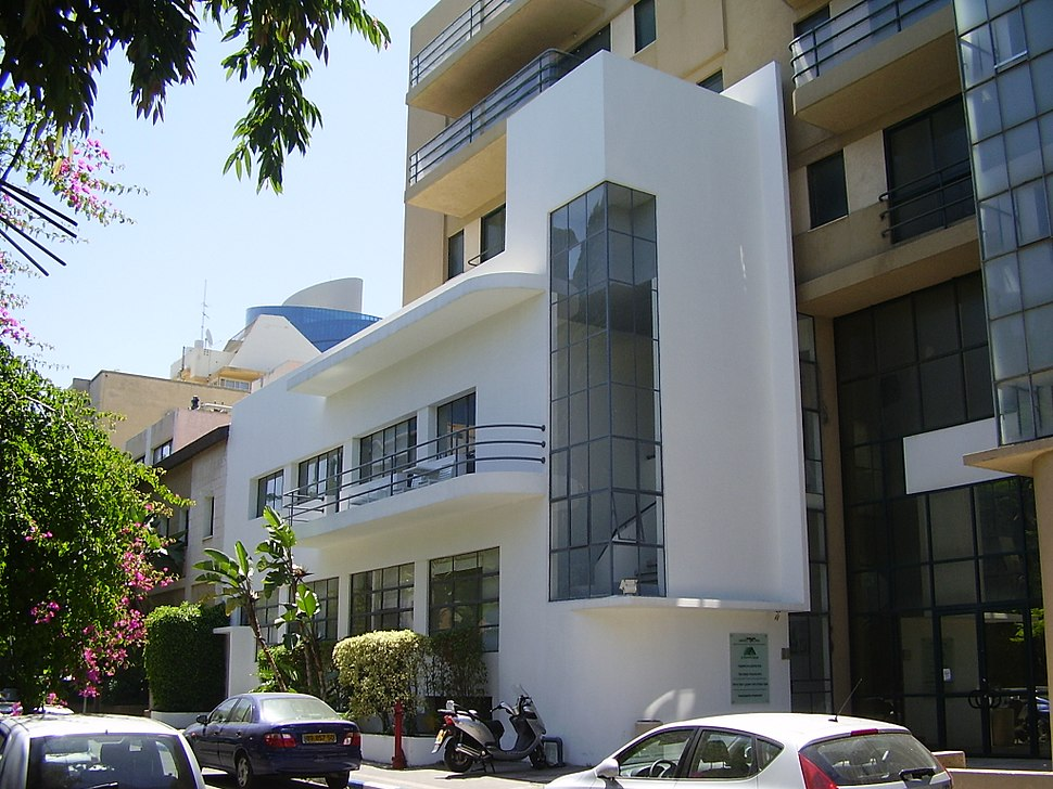 PikiWiki Israel 8304 former haaretz building in tel -aviv