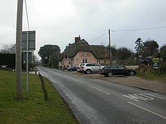 Pilley, Fleur De Lys - geograph.org.uk - 1707951.jpg