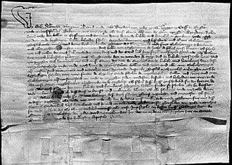 Saxe-Lauenburg - Treaty of Perleberg, 1420