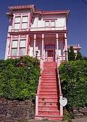 Peter L. Cherry house