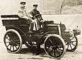 Pinson, sur Panhard 16 hp M4I 4.4L. - victoire à la Coupe-Challenge Chauchard 1900 de l'A.V.C.N.A (3 partants).jpg