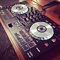 Pioneer DDJ-SB DJ Controller - a chance for me to monkey with Serato - Eva Egolf's EDM workshop (by Ethan Hein).jpg