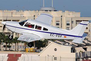 Piper PA-28-181 Archer II EC-FDF.jpg