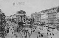 Place Brouckère Albert postcard.jpg