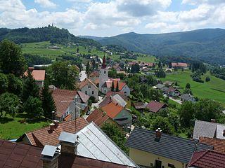 Planina pri Sevnici Place in Styria, Slovenia