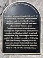 Plaque one Aberdeen Steam Navigation Company.jpg