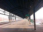 Platform of Yanshan Railway Station (20150105103648).JPG