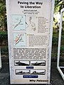Plaza Cuartel Museum historical marker, Battle of Leyte Gulf.jpg