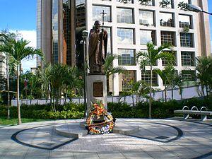 Chacao Municipality - John Paul II square