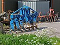 Plows on a barnyard in Laaghalerveen - Netherlands, Spring of 2012.jpg