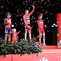 Podio de la Vuelta Ciclista a España 2017.jpg