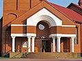 Podlaskie - Wysokie Mazowieckie - Wysokie Mazowieckie - Wspólna 1A - Kościół PiP 20110827 06.JPG