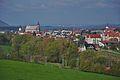 Pohled na město od lokality U Kostelíčka, Hranice, okres Přerov.jpg