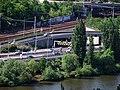 Pohled z Dobešky, Zlíchovský tunel.jpg