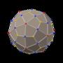 Polyhedron small rhombi 12-20 dual
