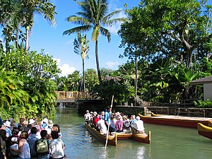 300px Polynesian Cultural Centre Canoe Ride Finding Museums That Would Sell Your Book