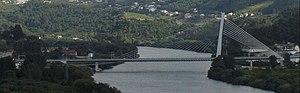 Mondego River - Image: Ponte nova coimbra 2