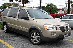 Pontiac Montana Sv6 10 30 2009 Jpg Overview Also Called