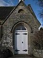 Porch of the Cuthbert Bainbridge Memorial Wesleyan Chapel - geograph.org.uk - 728452.jpg