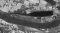 Port Drzewny w Toruniu - Wood Port in Toruń (Poland) seen by the American reconnaissance satellite Corona 98 (KH-4A 1023) (1965-08-23).png