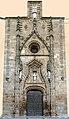 Portada de la iglesia de Nuestra Señora del Valle de Villafranca de los Barros.jpg