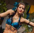 Portait of a lovely dancer (8179795016).jpg
