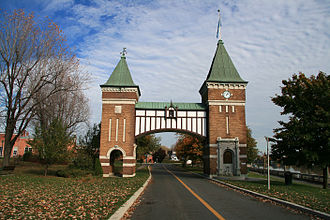 Saint-Hyacinthe, Quebec - Former Mayors' Gateway
