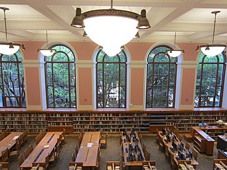 Behind the Mask: The Rise of Leslie Vernon - One of the film's key sequences was shot at the Central Library in Portland, Oregon