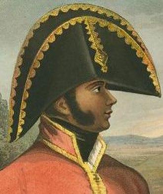 President for life - Image: Portrait du président Alexandre Pétion (cropped)