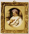 Portrait of Hyder Beg Khan, the Minister to the Nawab of A Wadh, Asaf-Au-Daula.jpg