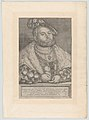 Portrait of Johann Friedrich the Magnanimous, Elector of Saxony MET DP867563.jpg