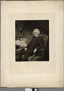 Portrait of John Law, D.D (4674507).jpg