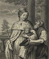Sainte Elizabeth Duchesse de Turinge