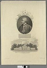 Sir John Hill, M.D. Knight of the Polar Star