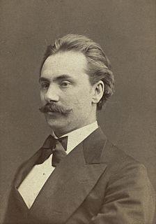 Johan Svendsen Norwegian composer and conductor