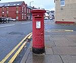 Post box at Clifford Road, Wallasey.jpg