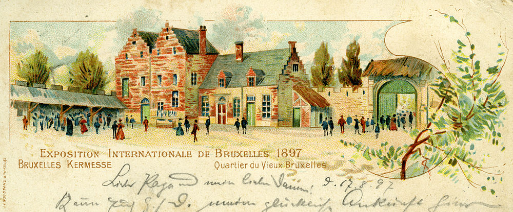 Postcard from the Exposition Internationale de Bruxelles (1897).jpg