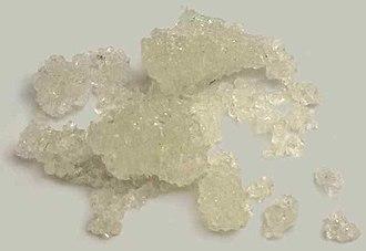 Potassium nitrite - Image: Potassium nitrite KNO2