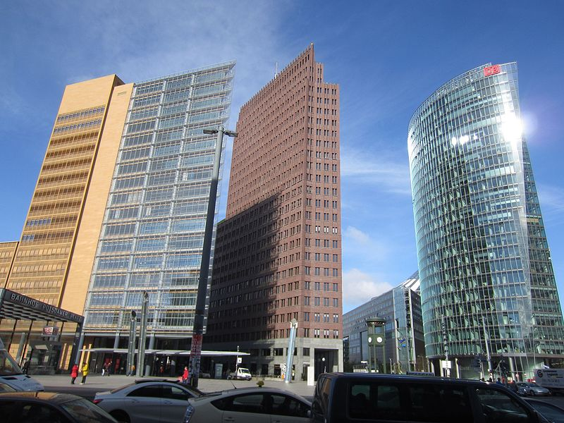 File:Potsdamer Platz, Berlin, April 2016.JPG